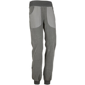 E9 Iuppi Trousers Women, sandgrey